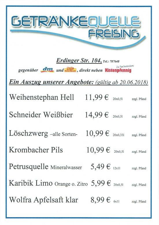 Wunderbar Getränke Quelle Angebote Zeitgenössisch - Die Kinderzimmer ...